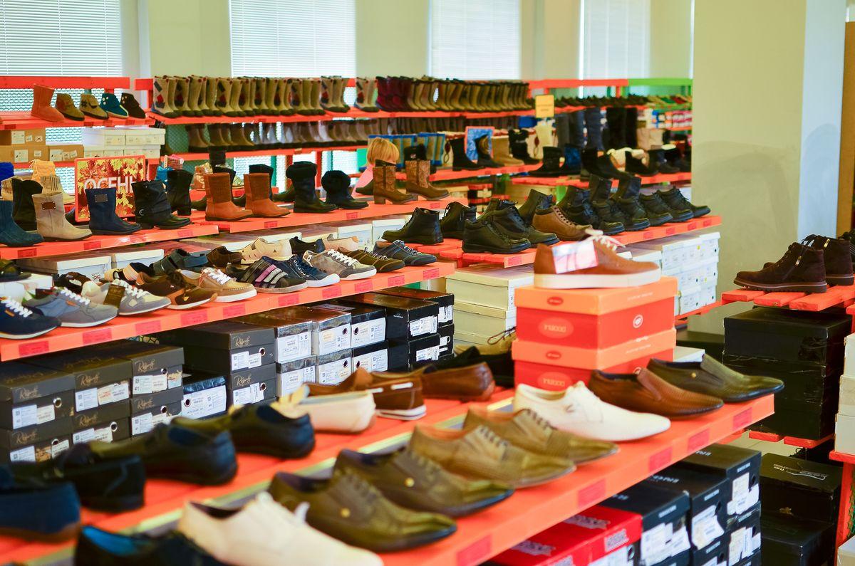 d79f2bb7f Фабрика обуви распродажа - ТЦ Манеж